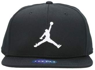 Nike Jumpman Black Cotton Snapback
