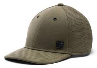 Melin Voyage Elite Leather Ball Cap