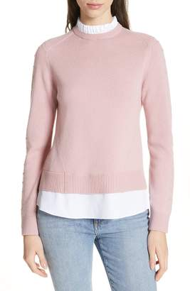 Ted Baker Mock Two-Piece Sweater