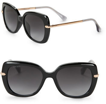 Jimmy ChooJimmy Choo 53MM Butterfly Sunglasses