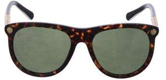 1a8946abc2f0 Pre-Owned at TheRealReal · Louis Vuitton Vertigo Tortoiseshell Sunglasses