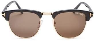 Tom Ford Men's Henry Square Sunglasses, 51mm