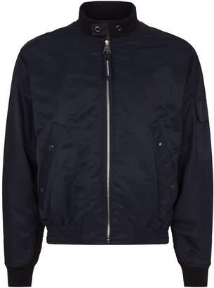 Burberry Padded Bomber Jacket