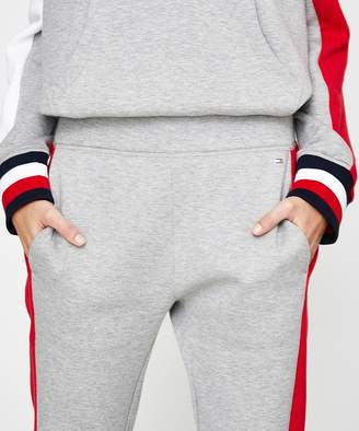 Tommy Jeans Th Ath Bekki Clr Block Jogger Grey