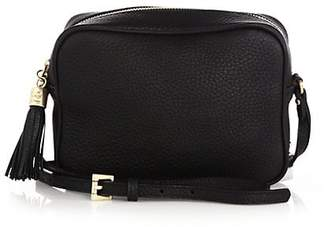 GiGi New York Madison Pebbled Leather Crossbody Bag
