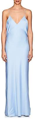 The Row Women's Gran Matte Silk Charmeuse Gown