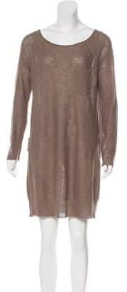 Brochu Walker Long Sleeve Sweater Dress