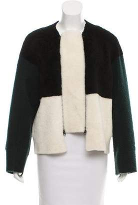 Opening Ceremony Sofie Shearling Jacket