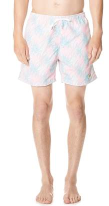 Trunks Bather Multi Coral Swim