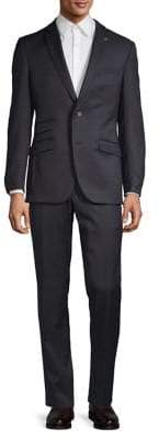 Ted Baker No Ordinary Joe Joey Wool Suit