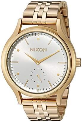 Nixon Women's 'Sala' Quartz Stainless Steel Watch