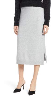 Halogen Sweater Pencil Sweater Skirt