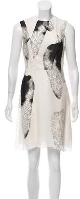 Honor Sleeveless Printed Dress