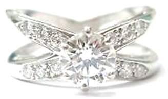 Tiffany & Co. Platinum & Diamond Solitaire Engagement Ring