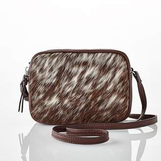 The Essential Crossbody Bag, Hide Hair