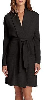 Arlotta Women's Cashmere Short Robe