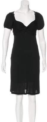 Valentino Knee-Length Knit Dress