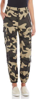 Hot & Delicious Army Chain Cargo Pants