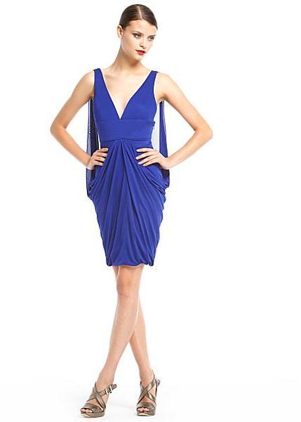 Versace Runway Goddess Dress
