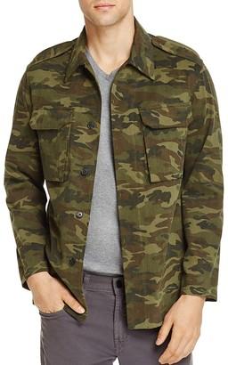 Uniform A$AP Ferg Camo Military Jacket - 100% Exclusive $136 thestylecure.com