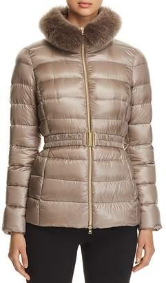 Herno Fur Collar Down Coat