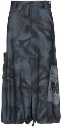 Yohji Yamamoto JEANS POUR HOMME Casual pants
