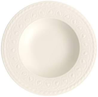Villeroy & Boch Cellini Porcelain Rim Soup Bowl