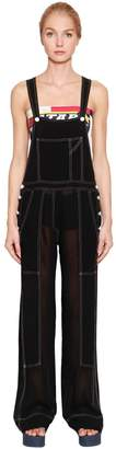 Tommy Hilfiger Tommy Chiffon Overalls