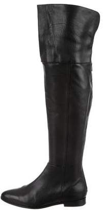 Seychelles Leather Over-The-Knee Boots