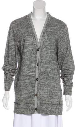 HUGO BOSS Boss by Lightweight V-Neck Cardigan