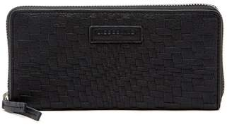 Liebeskind Berlin Sally Handwoven Leather Zip Around Wallet