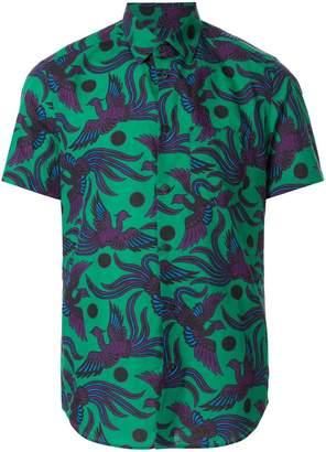 0a4d0a31 Kenzo Green Men's Shirts - ShopStyle