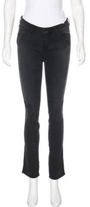 Alice + Olivia Min-Rise Skinny Jeans w/ Tags