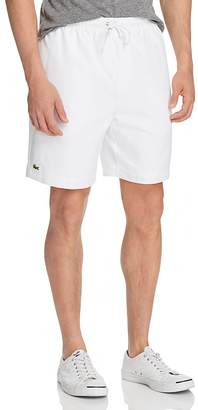 Lacoste Drawstring Shorts $60 thestylecure.com