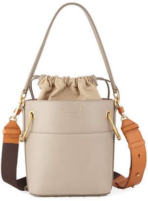 074661b1c58c8 Chloé Gray Smooth Leather Handbags - ShopStyle
