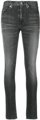 Balenciaga stonewashed skinny jeans