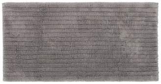 Alto Extra Long 100% Cotton Bath Mat, Elephant Grey