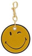 Anya HindmarchAnya Hindmarch Smiley Leather Keychain