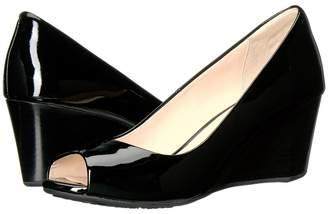 Cole Haan Sadie Open Toe Wedge 65mm Women's Wedge Shoes