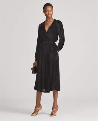 Ralph Lauren Harmony Velvet Dress