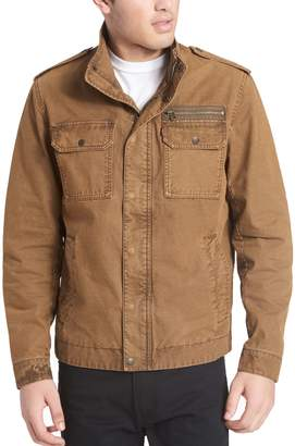 Levi's Levis Men's Sherpa-Lined Military Jacket
