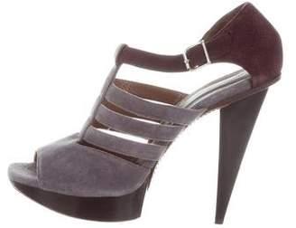 Marni Cage Platform Sandals