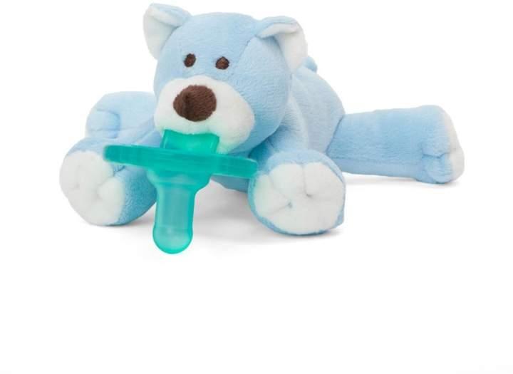 WubbaNub Blue Bear Infant Pacifier