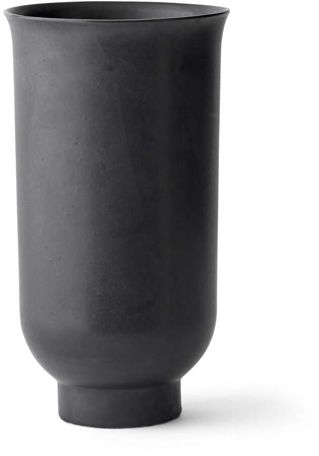 Menu - Cyclades Vase H 26 cm, Schwarz