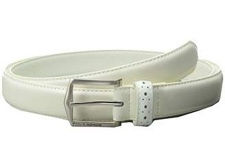 Stacy Adams 30mm Pinseal Leather Belt X