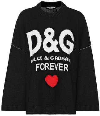 Dolce & Gabbana Forever cashmere sweater