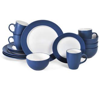 Pfaltzgraff 16-Pc. Harmony Cobalt Dinnerware Set
