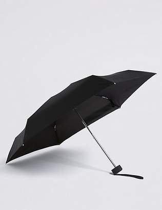 M&S Collection Lightweight Compact Umbrella with StormwearTM & WindtechTM