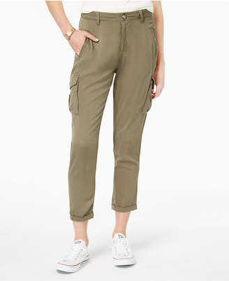 American Rag Juniors' Soft Cargo Pants, Created for Macy's