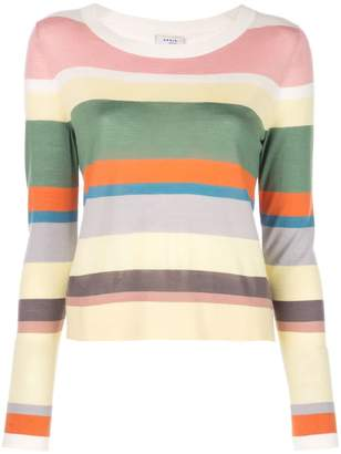 Akris Punto striped pullover